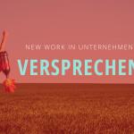 New work Ausrüstung Blog Versprechen