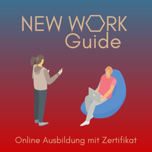 new work guide DE online ausbildung mit Zertifikat