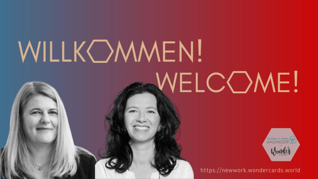 Nicole Anzinger Nadja Petranovskaja Willkommen im New Work