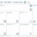NewWork Hybrid Work Canvas